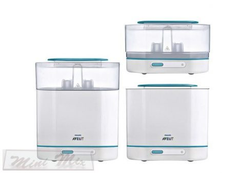 Philips Avent SCF285 3-in1 sterilizáló