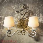 Mirabeau Sablet fali lámpa
