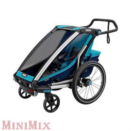 Thule chariot cross kerékpár utánfutó