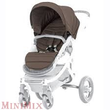 Britax Affinity color pack Fossil Brown