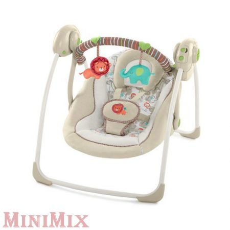 Ingenuity Soothe'n Delight Portable Swing hinta