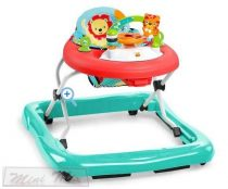 Bright Starts Roaming Safari Walk-A-Bout Walker bébikomp