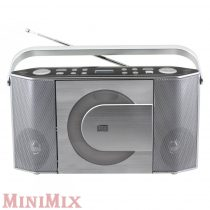 Soundmaster RCD 1750si hordozható rádió és CD-lejátszó