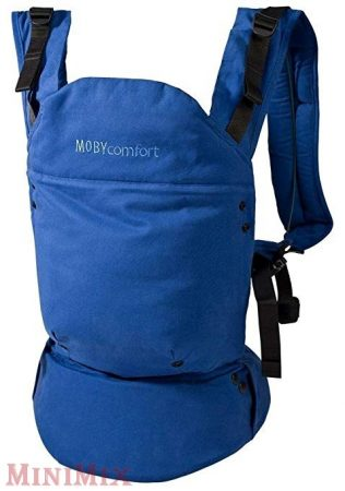 Moby Comfort kenguru Blue