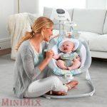 Ingenuity SimpleComfort Cradling Swing Everston hinta