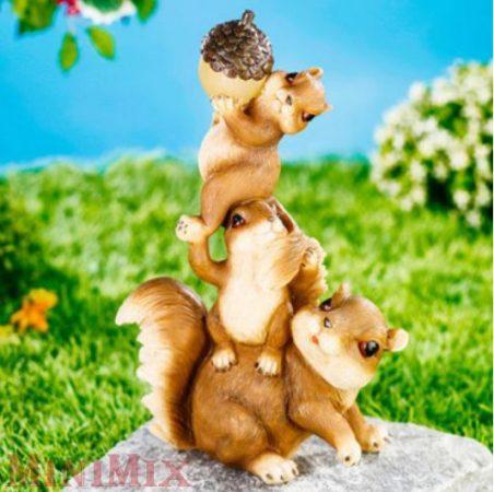 Napelemes mókusok