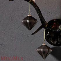 Mirabeau /Loberon/ Limba üveg dísz 1 db