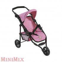 Bayer Chic Lola játék futó babakocsi Pink