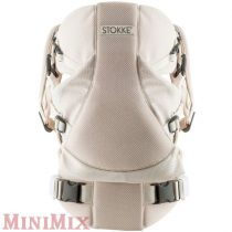 Stokke MyCarrier 3-in-1 Infant Carrier Cool - Cream kenguru