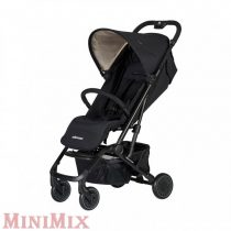 Easywalker XS Mini sport babakocsi Night Black
