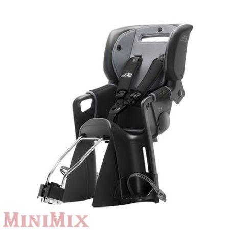 Britax Römer Jockey3 Comfort Black/Grey bicikliülés hátra