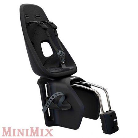 Thule Yepp Nexxt Maxi Frame Mount Obsidian Black bicikliülés hátra